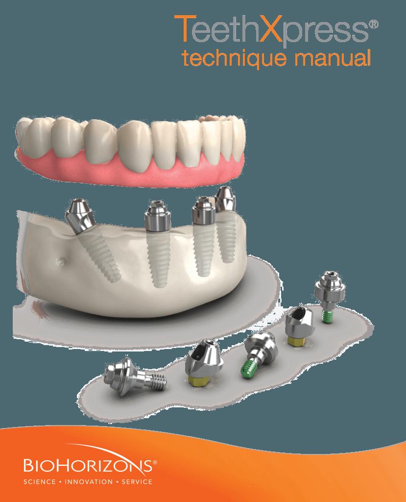 TeethXPress kézikönyv