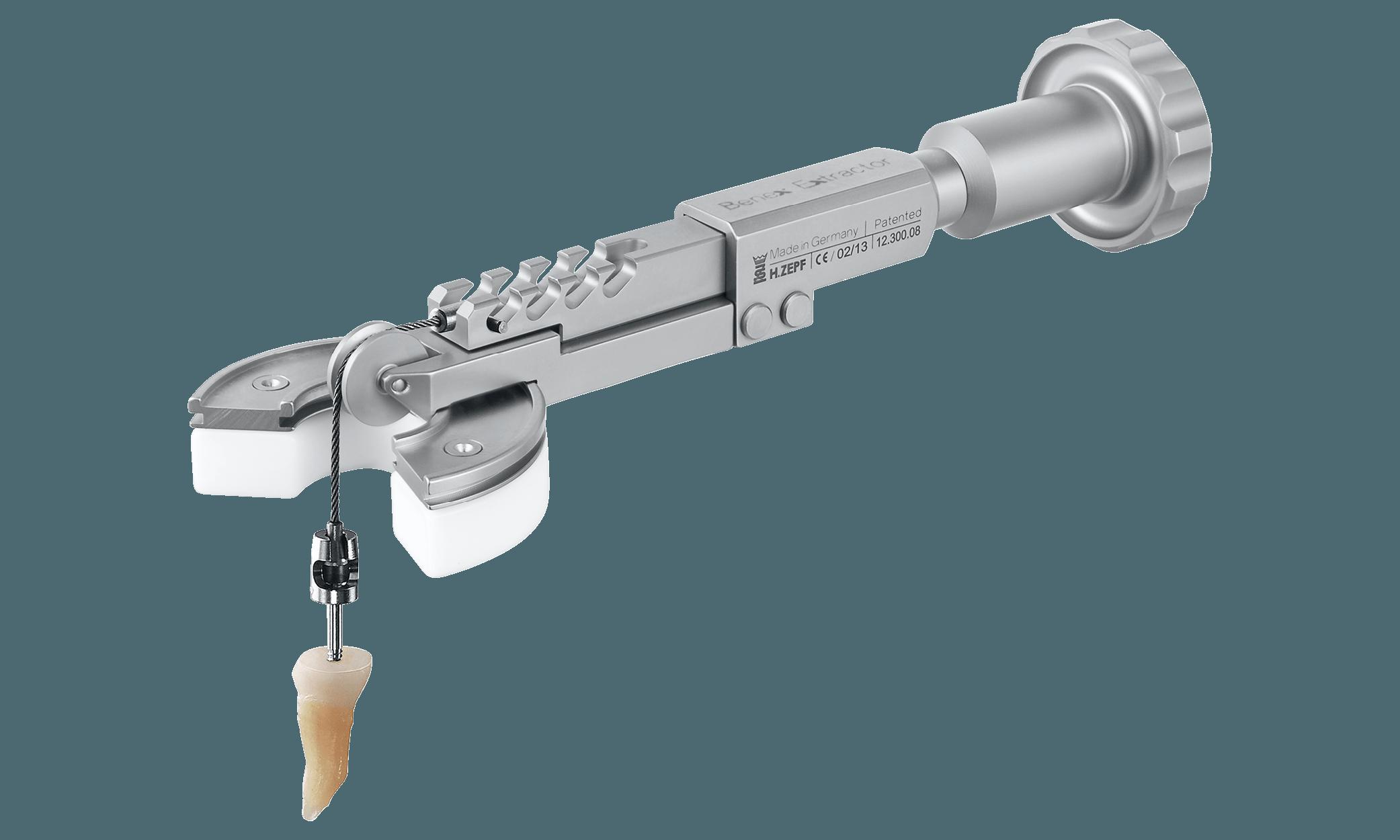 12.300.08 cikkszámú Benex II extraktor
