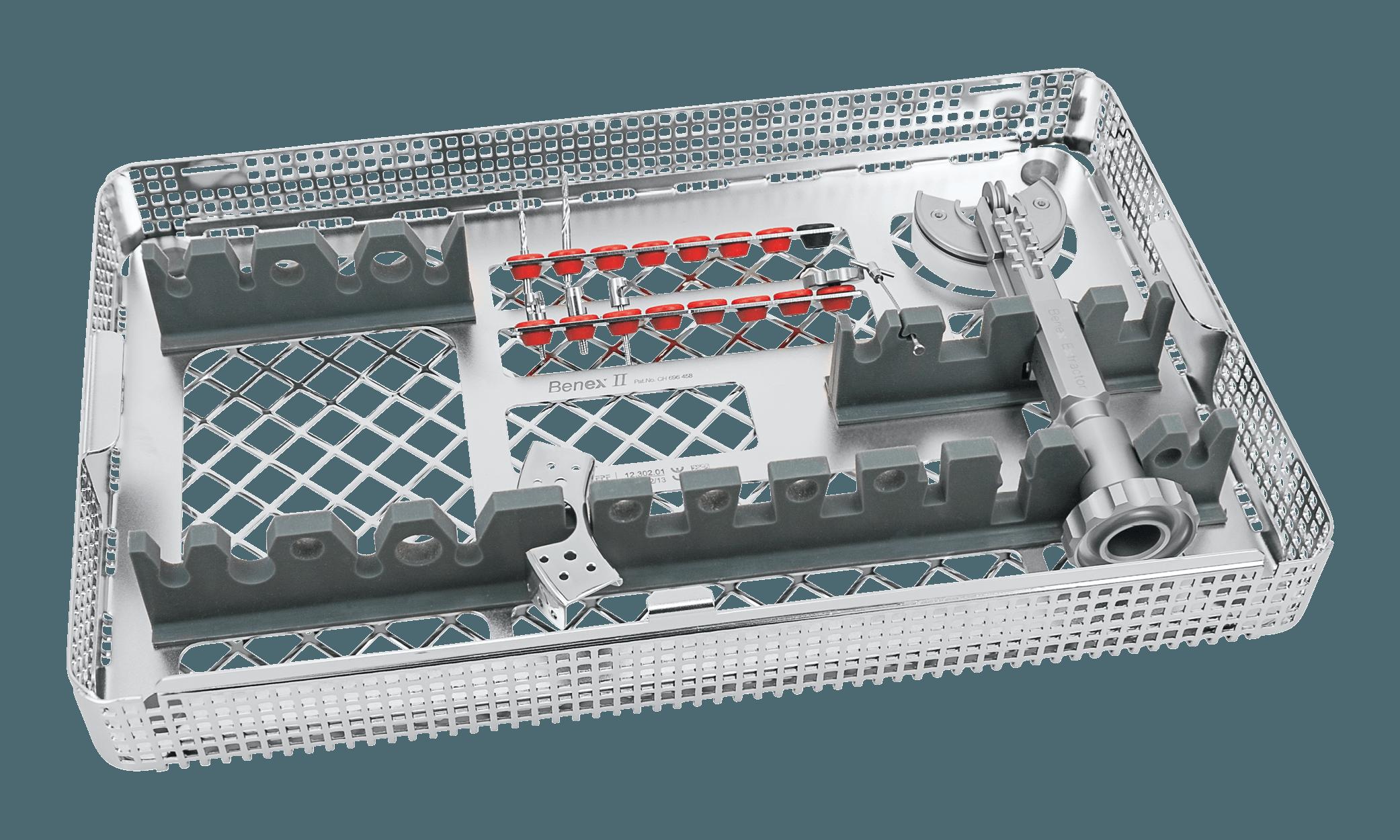 12.302.00 cikkszámú Benex II Extraction System